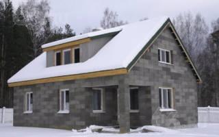 Многообразие блоков для строительства дома