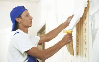 Средство для удаления обоев со стен
