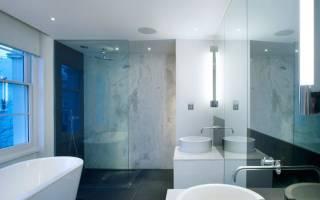 Какие потолки лучше для ванной комнаты?