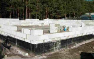Советы по строительству дома из блоков