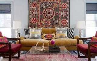 Гобеленовые ковры на стену