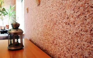 Рисунки жидкими обоями декорируем стены своими руками