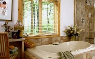 Как обустроить ванную комнату в частном доме?