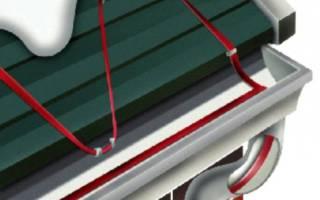 Греющий кабель саморегулирующийся для обогрева труб монтаж