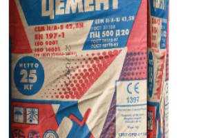 Цемент и портландцемент разница