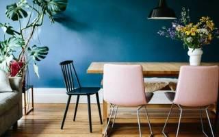 Как подобрать цвет краски для стен?