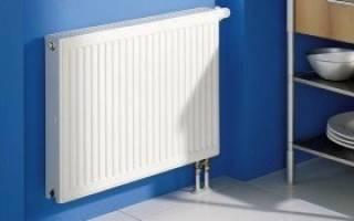 Стальной радиатор отопления технические характеристики