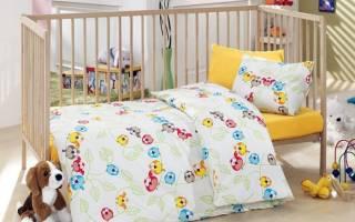 Размер детского одеяла в кроватку стандарт