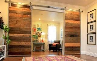 Как установить портал в дверной проем