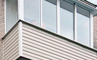 Остекление балконов и лоджий алюминиевым профилем фото