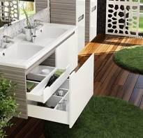 Тумбочки с раковиной для ванной комнаты фото