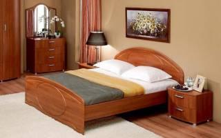 Кровать 2 х спальная размеры