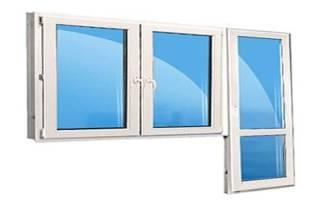Установка балконного блока в панельном доме