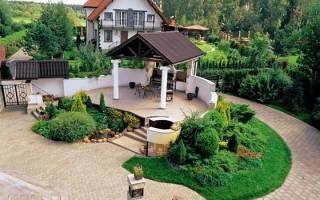 Азы ландшафтного дизайна на дачном участке